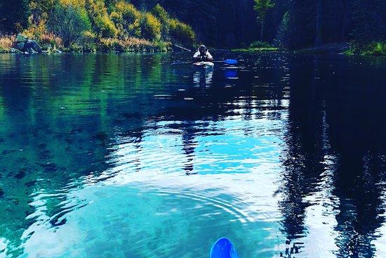 Sky Lakes Wilderness Rentals