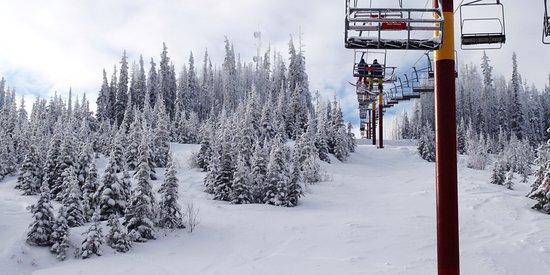 Mt Timothy Ski Area