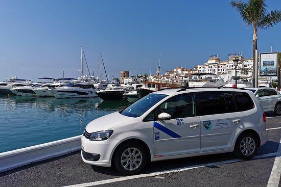 Taxi Malaga Ivan