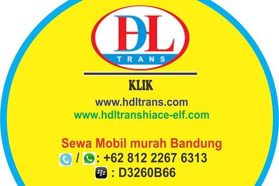 HDL TRANS Hiace-elf Bandung