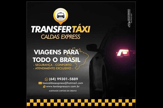 Transfer Caldas Express