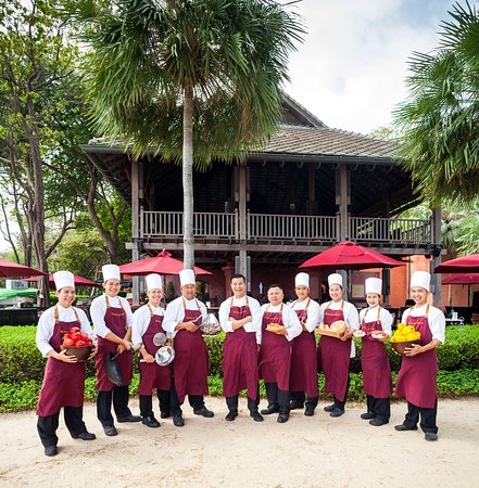 McFarland House - Team of chefs
