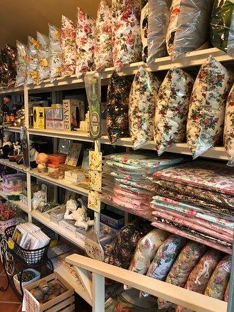 Nakhon Ratchasima Province, Thaïlande : Souvenir shop