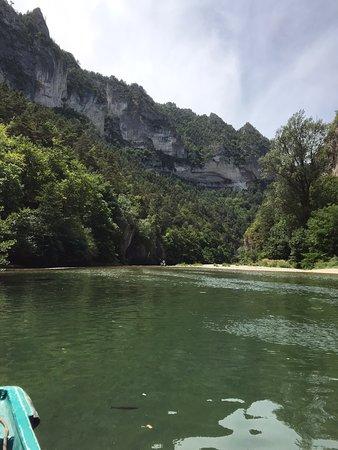 Visite guidée des Gorge du Tarn