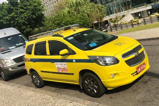 Rio Taxi Tour