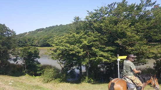 Manglisi, จอร์เจีย: Horse riding tour  Tbilisi Saqartvelo Georgia