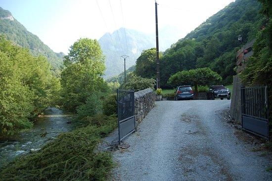 Arthez-D'asson, France : l entrée