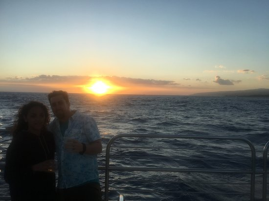 Sunset Dinner Cruise Off the Na Pali Coast – fotografija