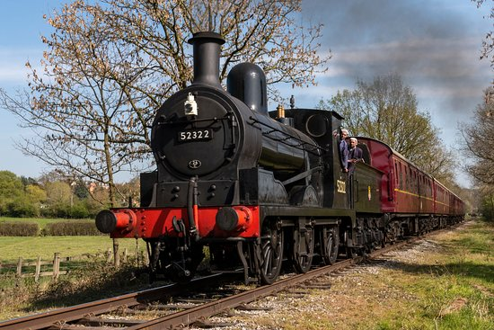 Ecclesbourne Valley Railway (Wirksworth) - 2019 All You Need