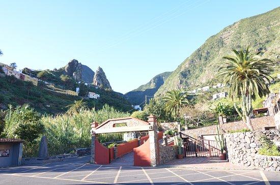 Hermigua, Spain: Entrada Entrance