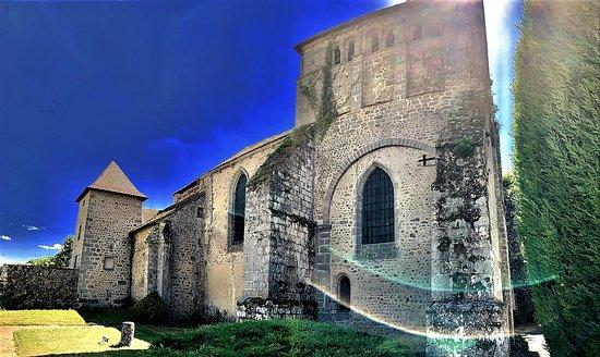 Moutier-d'Ahun, ฝรั่งเศส: Abbaye du Moutier d'Ahun