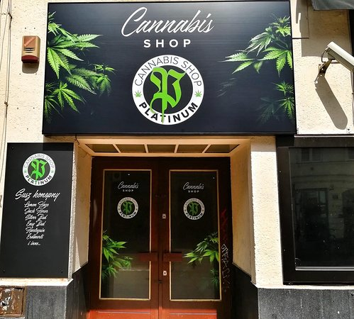 Cannabis Shop Platinum CBD