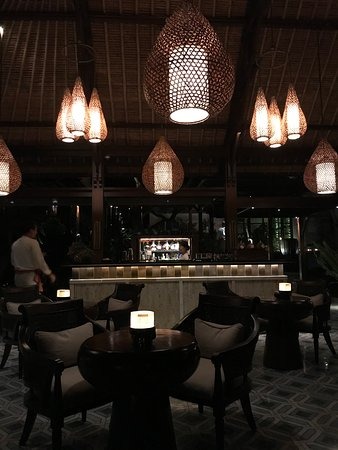 Lovely cocktails and ambience