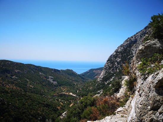 Votsalakia, Řecko: Cave of Pythagoras
