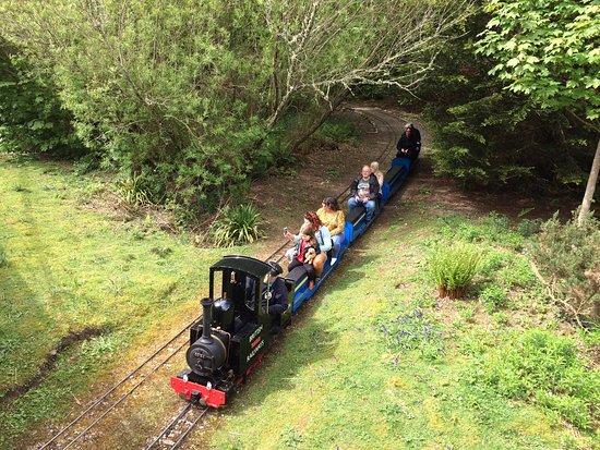 Ness Islands Railway