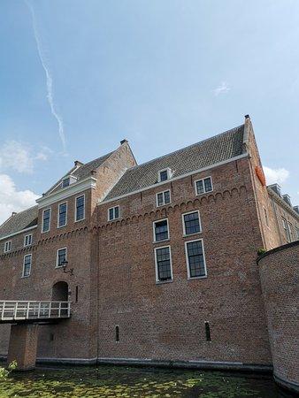 Het kasteel van woerden