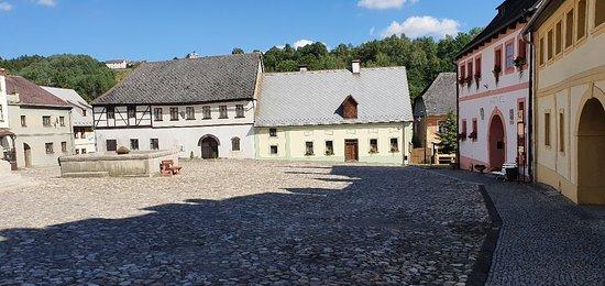 Bezdruzice, Czech Republic: Městská památková zóna Úterý