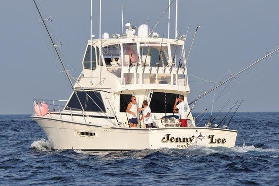 Jenny Lee Sportfishing