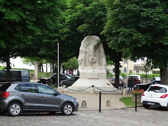 Saint Emillion War Memorial
