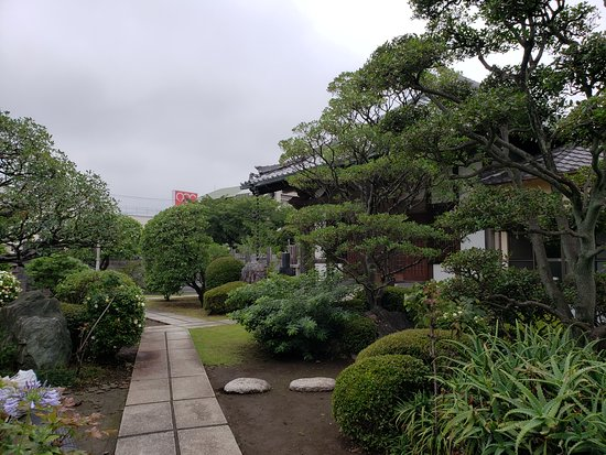 Teigan-ji Temple