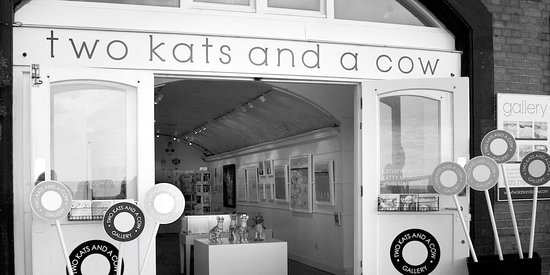 Two Kats And A Cow Gallery