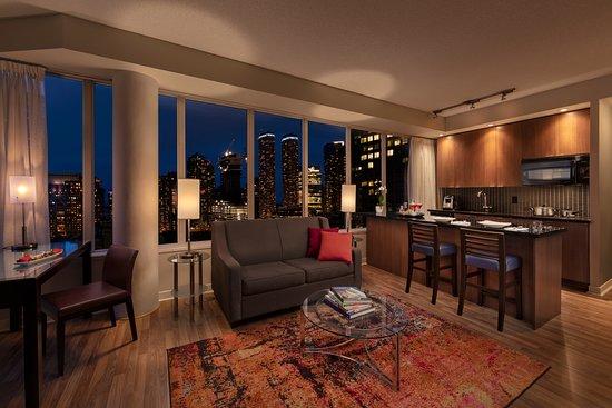 EXECUTIVE HOTEL COSMOPOLITAN Updated 40 Prices Reviews Interesting Cosmopolitan 2 Bedroom City Suite Concept Property