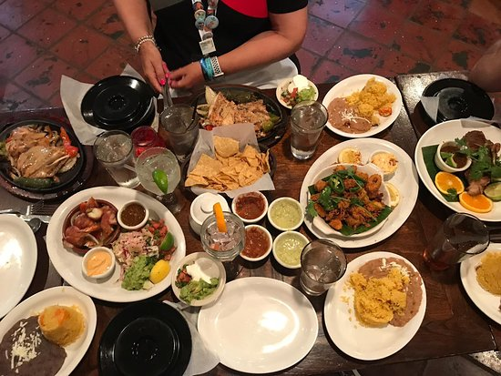 A great authentic Mexican in houston