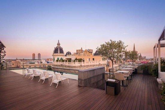 Hotel Ohla Barcelona, hoteles en Barcelona