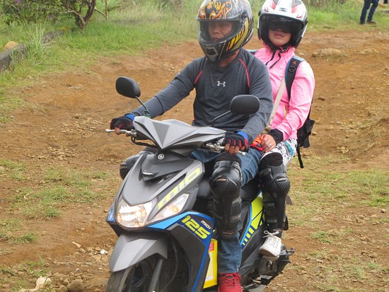 Misamis Oriental Province, ฟิลิปปินส์: also a solo rider