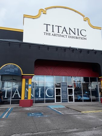 Titanic: The Artifact Exhibition (Las Vegas) - 2019 All You Need to
