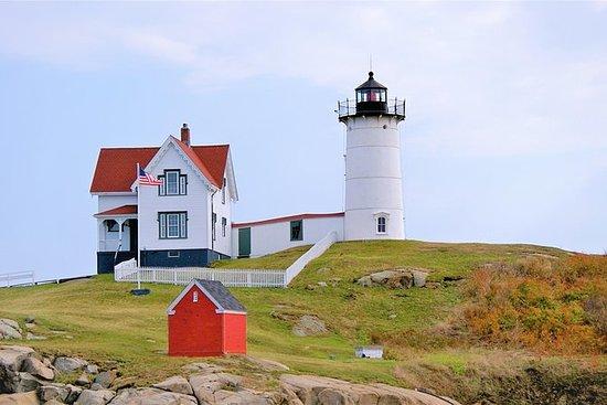 Tour costiero del New England da