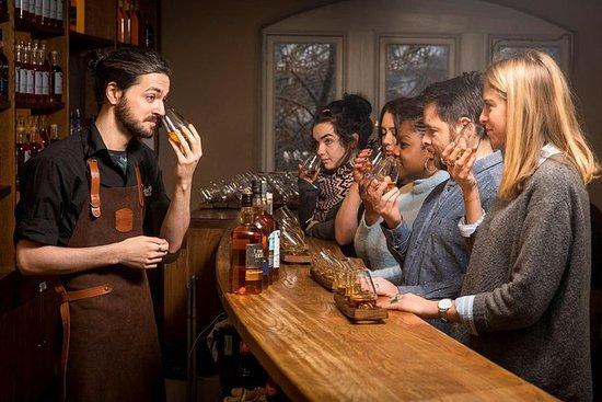 Esperienza al museo del whisky