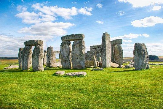 Excursion à Bath et Stonehenge au...