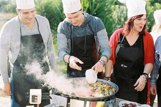 Cours de cuisine pour préparer une...