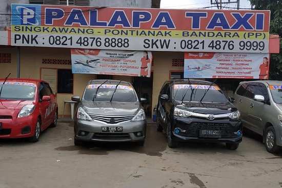 Palapa Taxi & Travel
