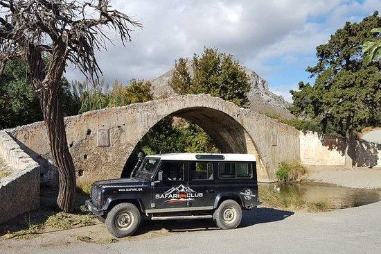 Land Rover-safari van hele dag vanuit ...