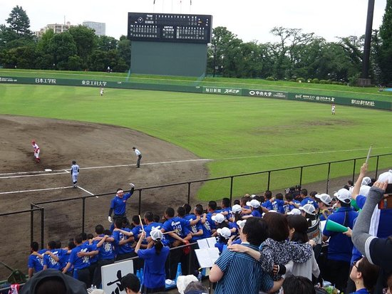 Hachioji Daiwa House Stadium Hachioji Fuji Forest Park Ballpark