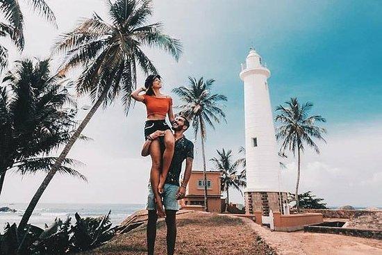 Galle Fort & Bentota dagstur fra Colombo