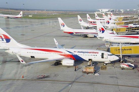 Kuala Lumpur International Airport...