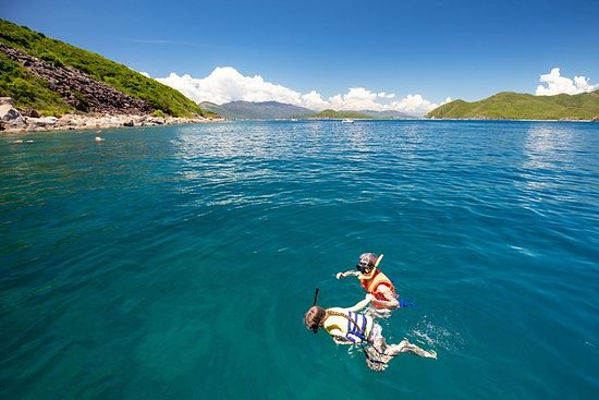 Nha Trang : Experience With Mun Island For Fishing