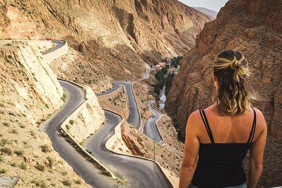 从卡萨布兰卡到马拉喀什的10天摩洛哥之旅,途经撒哈拉沙漠
