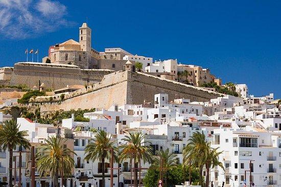 Private 4-hour tour of Ibiza (shore excursion or hotel pick up): Private 4-hour tour of Ibiza