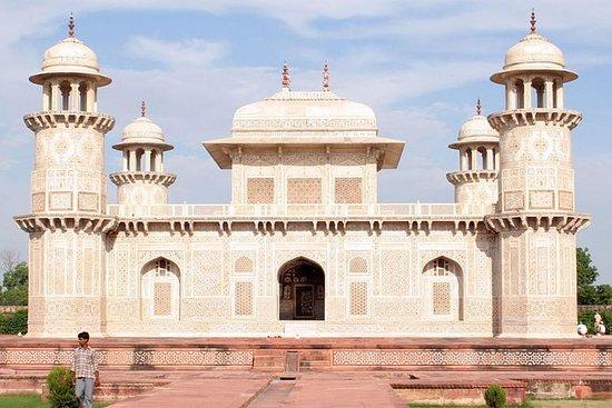 2 dagar Taj Mahal Tour från Delhi