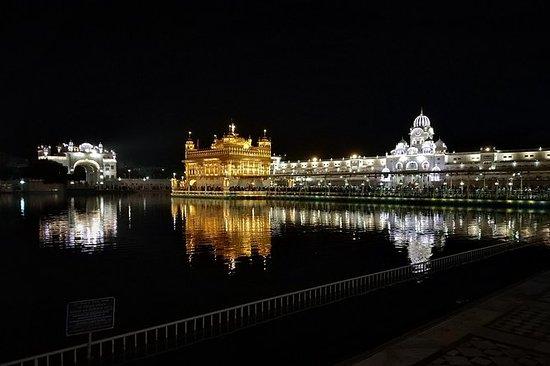 Visite du temple d'or d'Amritsar