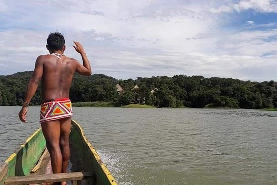 Embera Tribe Tour (tour privato)