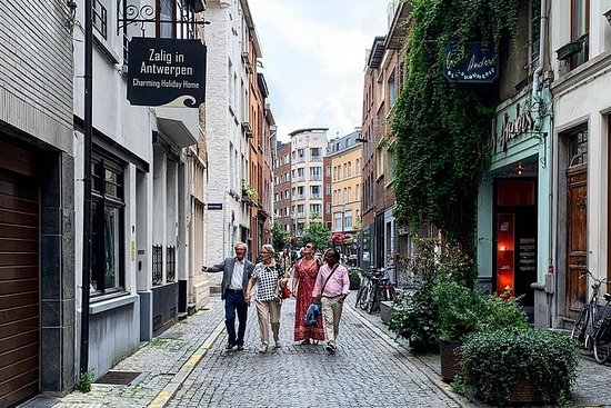 Express Food Tour: Découvrez Anvers...