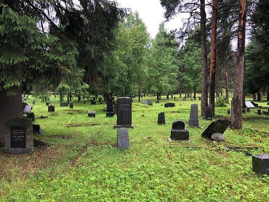Finnish Military Burial