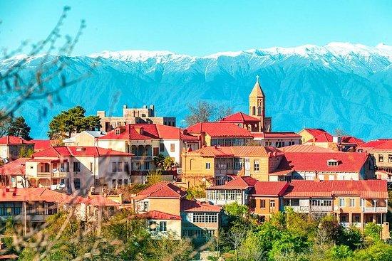 3 dagers tur i Georgia: Ananuri...