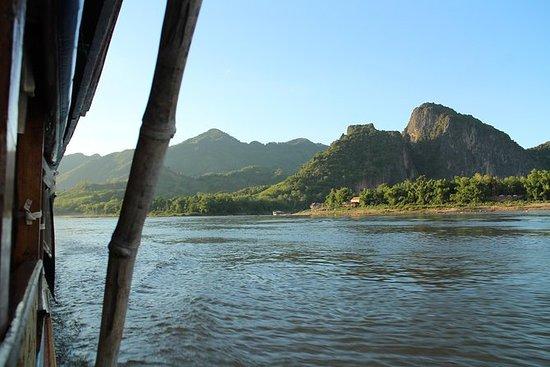 Mekong Cruise til Pak Ou Caves og...