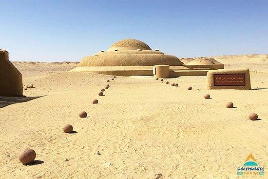 从开罗到El Fayoum的一日游